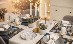 Mesa de Navidad perfecta