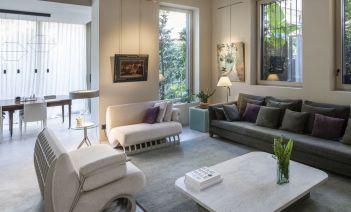 Vivienda en Tres Torres diseñada por Lucia Olano