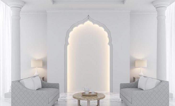 Salones de estilo indiio