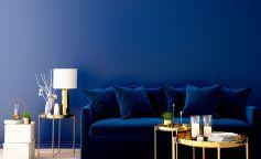 Classic Blue sofa