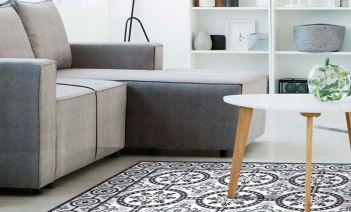 Alfombras vinílicas, una manera original y ecológica de cubrir los suelos de tu hogar