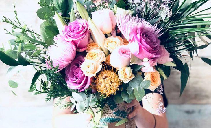 Regalar flores sostenibles a domicilio ya es posible