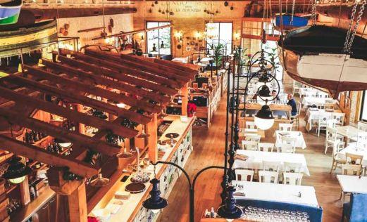 La Piemontesa abre un nuevo local con carácter marinero en Alicante