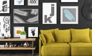 Las 6 tendencias que te ayudarán a decorar tus paredes con fotos