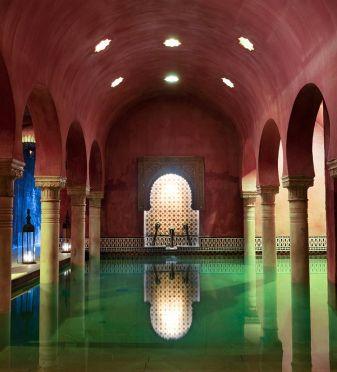 Los 8 mejores baños árabes de España