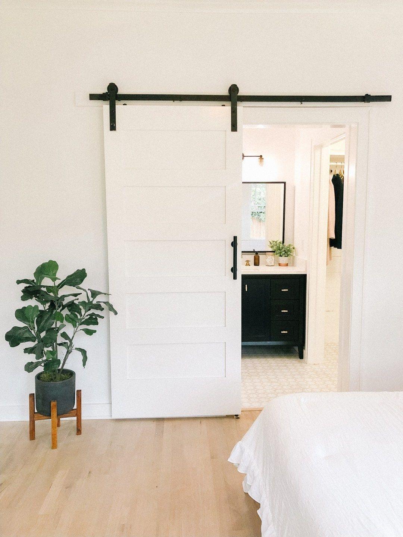 Cómo integrar el baño en el dormitorio: la tendencia deco