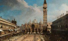 El Museo Thyssen restaura La Plaza de San Marcos en Venecia de Canaletto