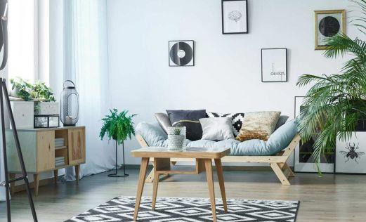 Todas las claves para conseguir una decoración estilo escandinava DIY