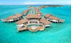 Descubre Intercontinental Maldivas, un complejo hotelero de ensueño