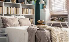 10 ideas para maximizar el espacio en habitaciones pequeñas