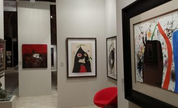 FAMA 2020: vuelve la Feria de Arte Moderno y Antiguo de Barcelona