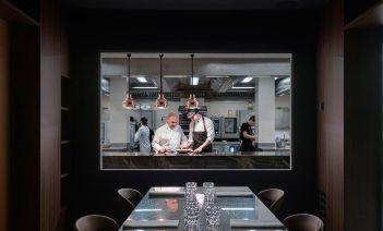 Nuevo espacio de lujo para el restaurante barcelonés Cinc Sentits