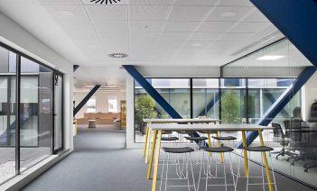 Las oficinas 'wellbeing' revolucionan el mundo laboral