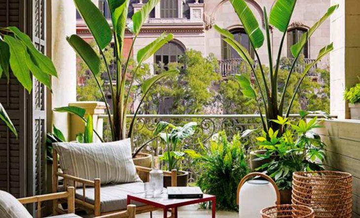 Garden rooms: convierte tu casa en un oasis urbano