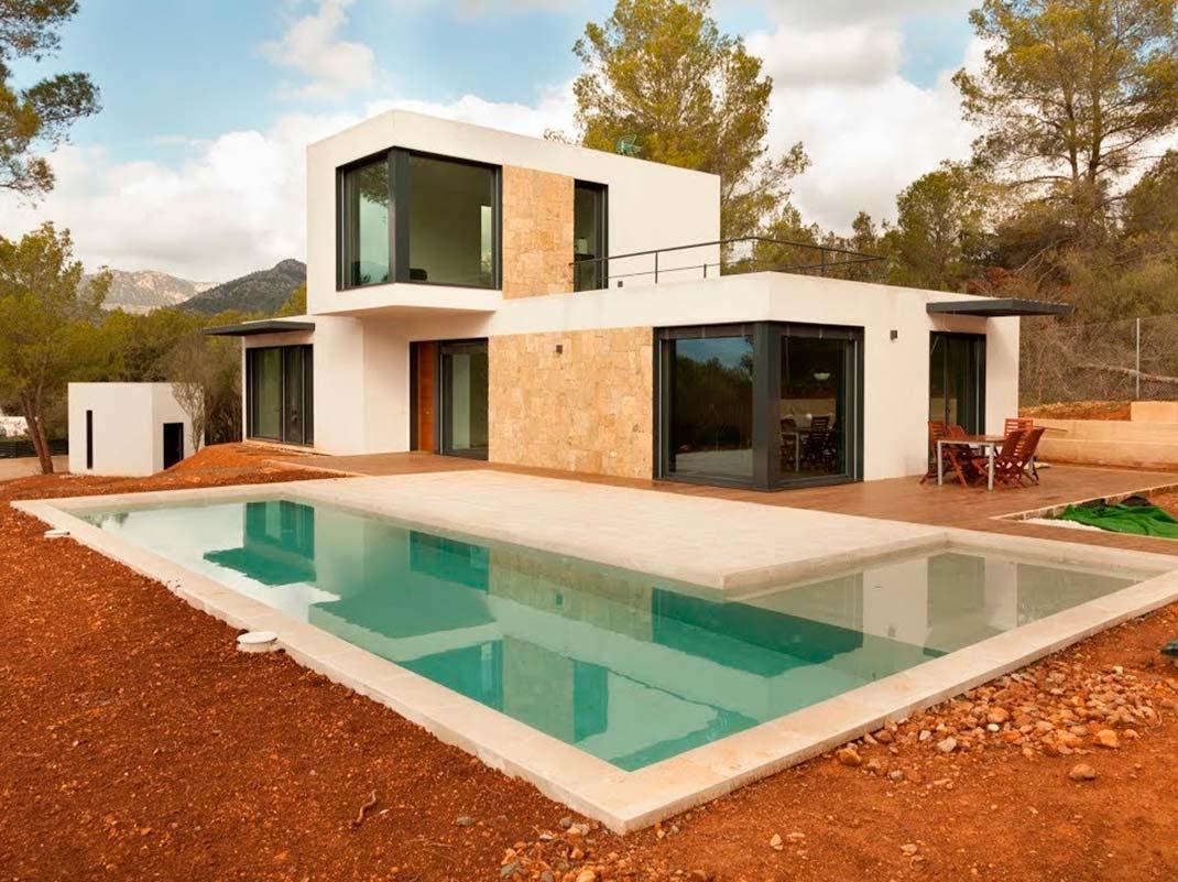 Casas prefabricadas, la solución del futuro