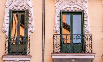 Nos enseñas las vistas desde tu balcón