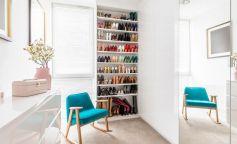 10 consejos para organizar los zapatos en casa