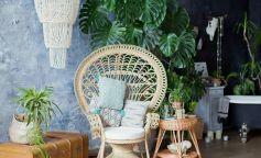 Tendencia deco mobiliario y complementos en fibras naturales (2)
