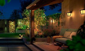 Que una mala iluminación exterior no arruine la magia de tus noches de verano