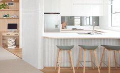La nueva generación de azulejos de baño y cocina