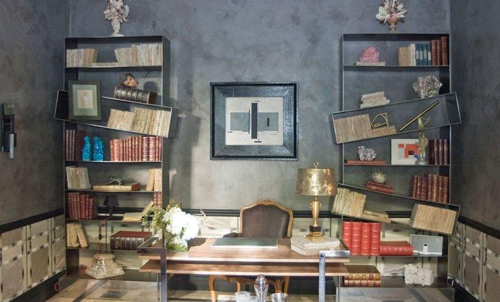 Uno de los diseños imposibles de Andina y Tapia en Casa Decor