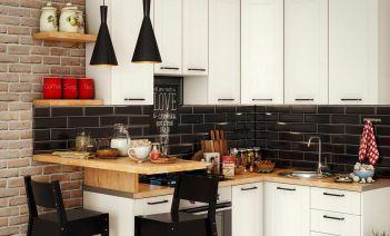 Las 6 claves para ordenar una cocina pequeña y que quepa todo