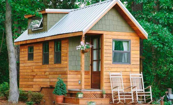 ¿Conoces los Granny pods? Una casa prefabricada en tu propiedad para alojar a parientes mayores