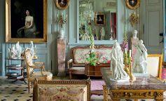 La sofisticación del estilo clásico y francés en tu propio hogar