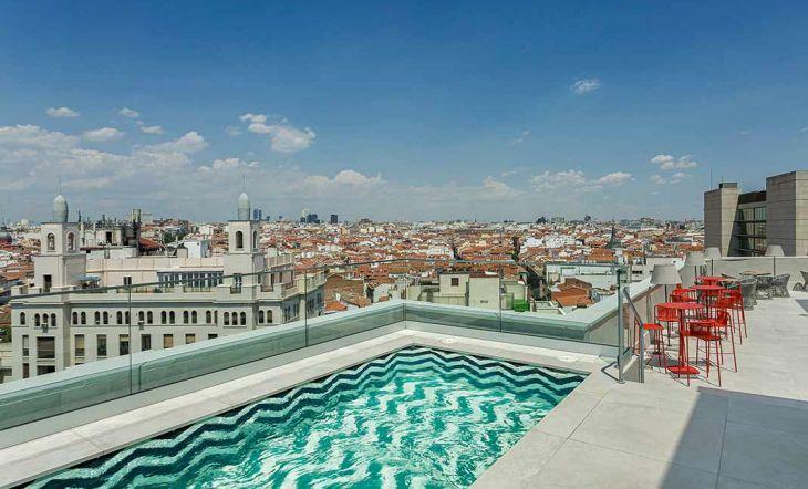 Room Mate Macarena la nueva terraza de moda para disfrutar de las noches de verano en Madrid