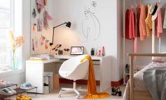Sillas de escritorio bonitas y que no parecen del espacio